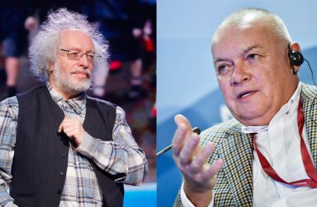 Редактор «Эха Москвы» Венедиктов назвал Дмитрия Киселева «вонючей мразью»