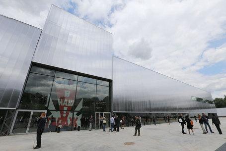 Музей современного искусства «Гараж».