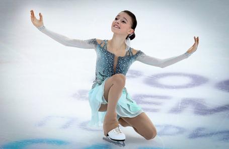 Анна Щербакова.