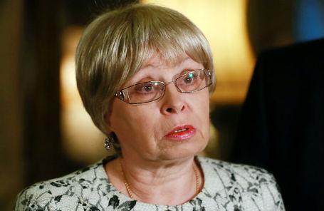 Марина Карлова.