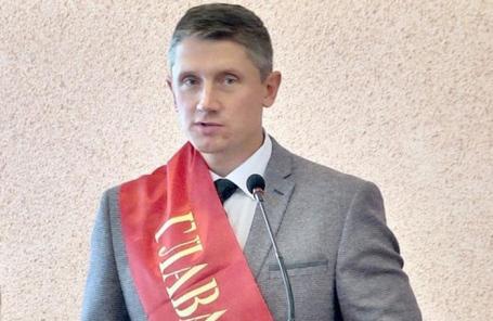 Олег Шкуратов.