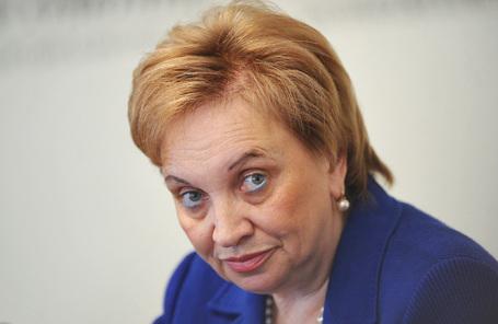 Ольга Егорова.