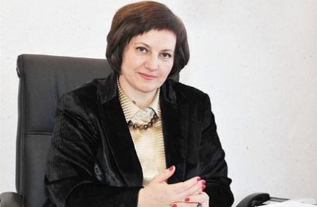 Марина Антимонова.