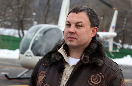Александр Хрусталев.