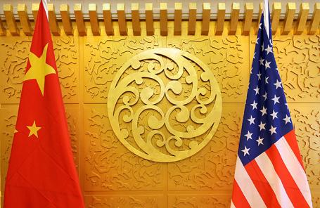 США и КНР продолжают переговоры опошлинах— Торговые войны
