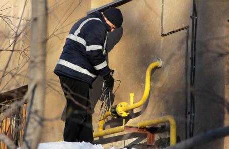 Проверка газового оборудования в жилом доме в Магнитогорске, где произошло обрушение.