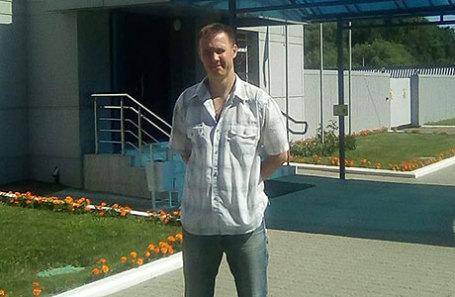 Руслан Вахапов.