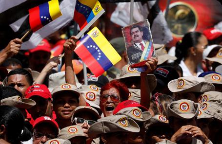Российская Федерация бросит миллиарды долларов наспасение экономики Венесуэлы