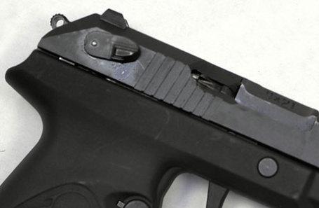 Пистолет «Удав».