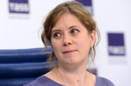 Мария Ровинская.