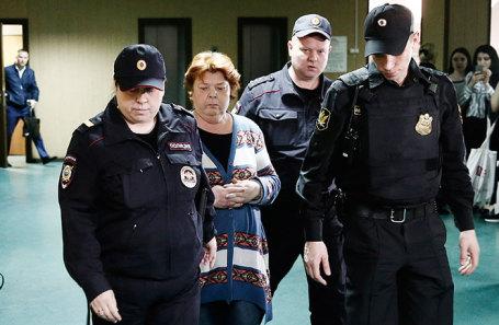 Нина Масляева, вышедшая под домашний арест после пяти месяцев в СИЗО.