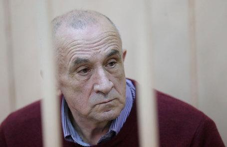 Бывший глава Удмуртской Республики Александр Соловьев.