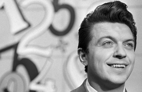 Евгений Суслов, 1965 год.