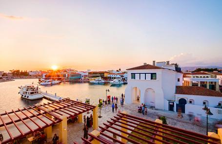 Лимасол, Кипр.
