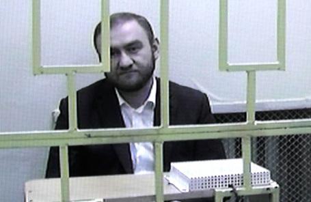 Рауф Арашуков.
