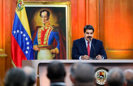 Николас Мадуро.
