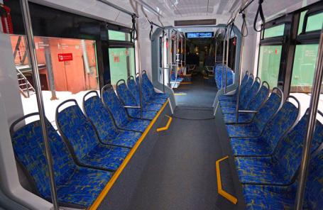 0e9a842734d6 Первый трамвай-беспилотник будет протестирован на маршруте № 17 Останкино —  Медведково