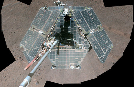 Марсоход Opportunity.