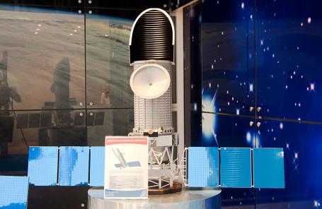 Макет космической обсерватории «Спектр-УФ»