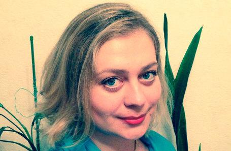 Дарья Егорычева.