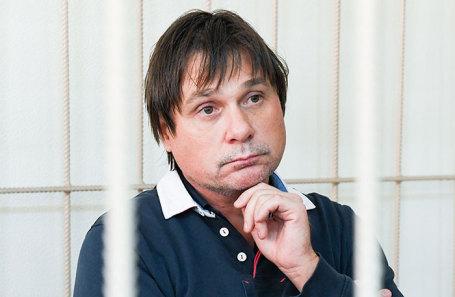 Евгений Покушалов.