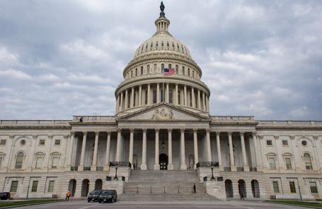 Конгресс США.