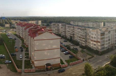 Поселок Прибрежный в Калининграде.