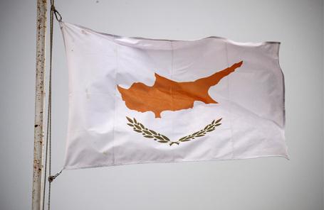 Флаг Республики Кипр.