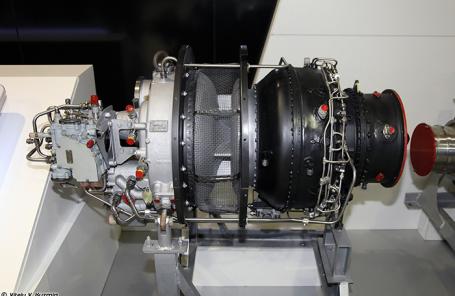 Двигатель ВК-800В.