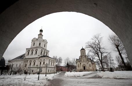 Центральный музей древнерусской культуры и искусства имени Андрея Рублева.