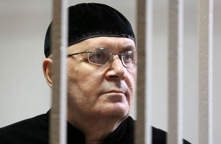 Глава грозненского представительства правозащитного центра «Мемориал» Оюб Титиев.