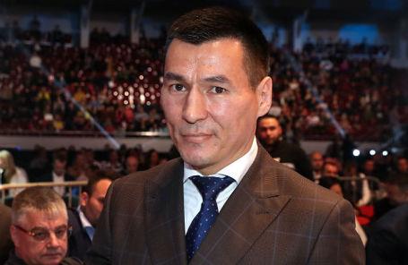 Бату Хасиков.