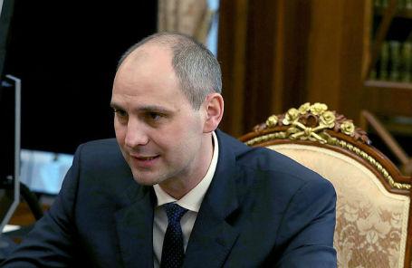 Врио губернатора Оренбургской области Денис Паслер.