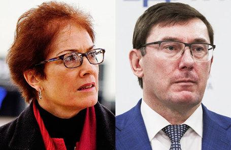 Впосольстве США опровергли передачу Украине списка «неприкасаемых»