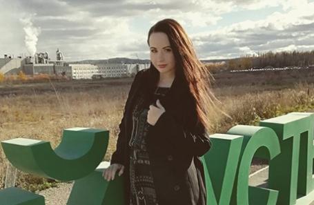 Анна Щёкина.