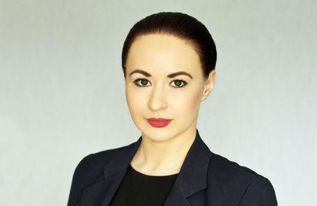 Анна Щекина.