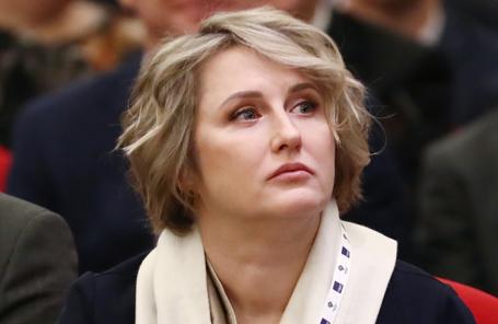 Анастасия Татулова.