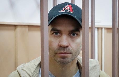 Михаил Абызов.