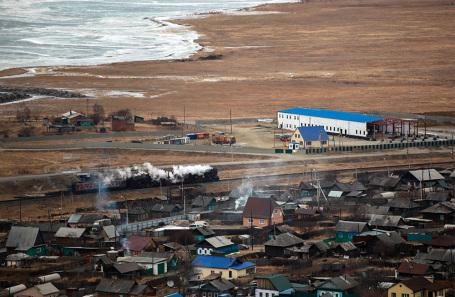 Строительство завода по розливу байкальской воды в Иркутской области.