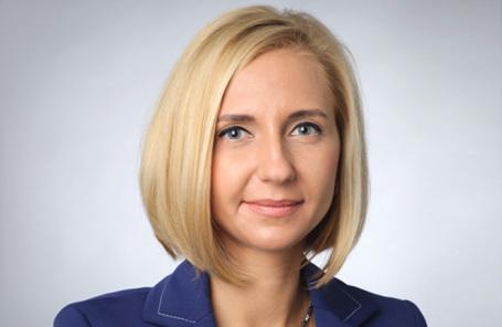 Управляющий директор, начальник управления финансирования недвижимости ПАО «Сбербанк» Светлана Назарова.
