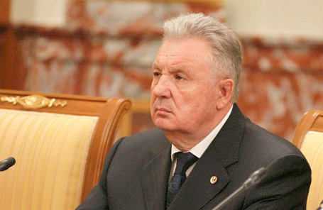 Виктор Ишаев.