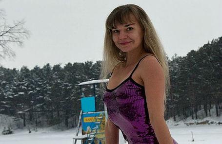 Татьяна Кувшинникова.