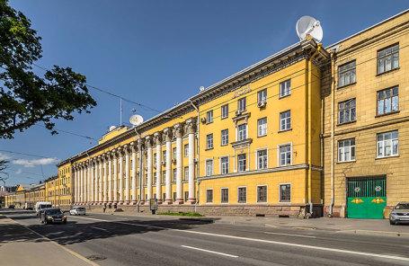 Военно-космическая академия имени Можайского.