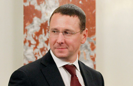 Олег Говорун.