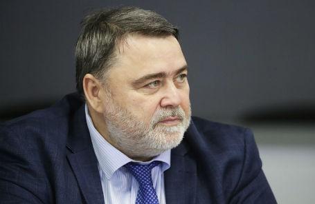 Глава Федеральной антимонопольной службы Игорь Артемьев.