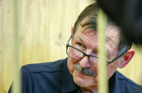 Один из лидеров тамбовской ОПГ Владимир Барсуков (Кумарин).