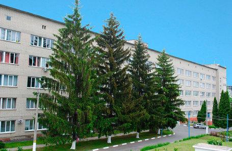 Городская детская больница города Белгорода.