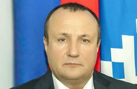 Василий Крюк.