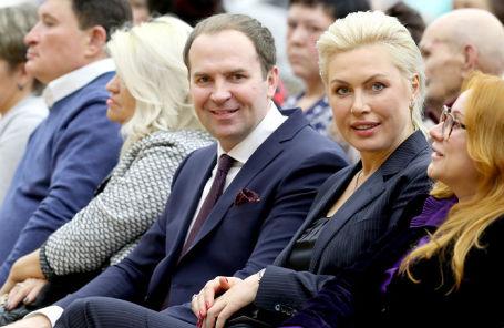 Сергей Жорин и Наталья Рагозина.