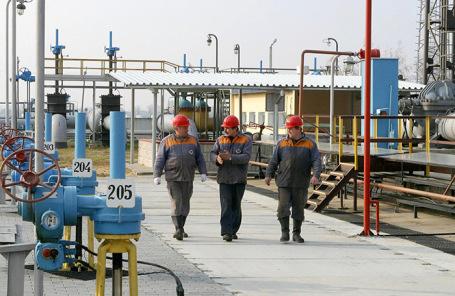 Насосная станция нефтепровода «Дружба». Гомель, Белоруссия.